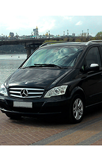 Минивэн такси Керчь - Краснодар